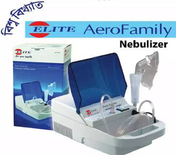 Elite Aerofamily Nebulizer Machine