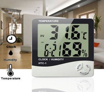 HTC-1 Digital Room Temperature Meter