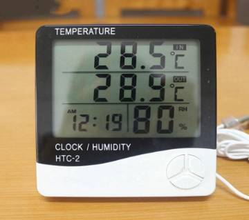HTC-2 Digital Room Temperature Meter