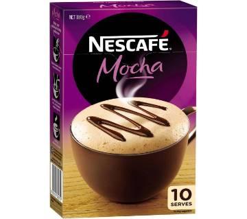 Nescafe Mocha Sachets - 10 Pack