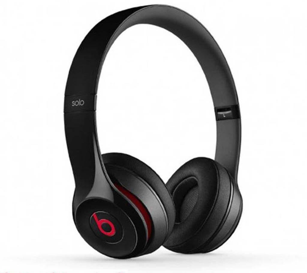 Beats Solo 2 ওয়্যারড হেডফোন Copy বাংলাদেশ - 1043397