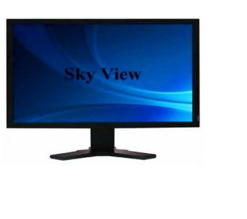 Sky View 19-Inch HD LED TV