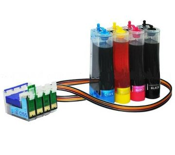 Continuous Inking Supply System