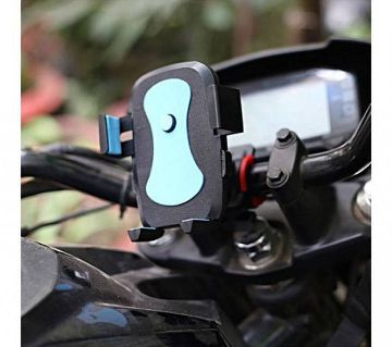 Mobile Phone holder for Bicycle With Support stand