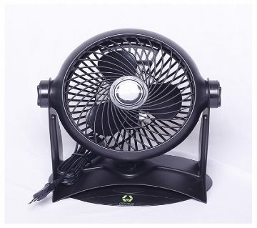 Turbo Vortex Fan - Black