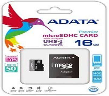 brand Adata Adata 16GB  SD