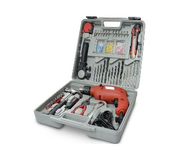 Drill machine  - 100 pc set