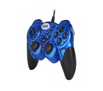 Havit HV-G92 Game Pad (Blue )