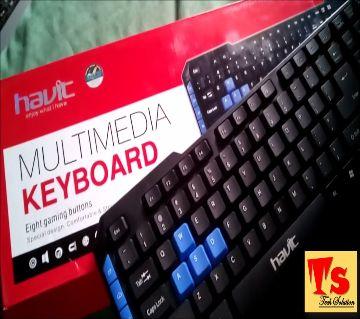 HAVIT USB Multimedia Keyboard KB327