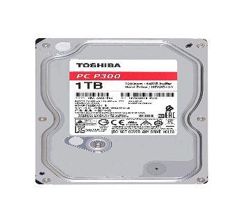 "TOSHIBA INTERNAL HARD DRIVE 1TB 3.5"" SATA 7200RPM"