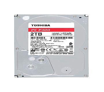 "Toshiba International Hard Drive 2TB 3.5"" SATA 7200RPM"