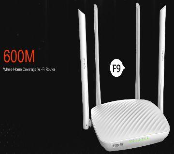 Router Smart Wifi Tenda F9 F9 4 Antenas 6dbi Oferta