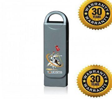 TEUTONS Metallic Knight 16GB USB 3.1 Gen-1 Flash Drive