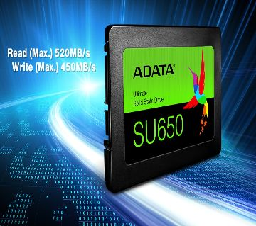 ADATA SU650 2.5 inch 240GB SSD (Solid State Drive)