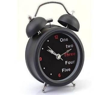 Double Bell Desk Table Alarm