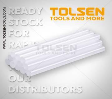 Tolsen -12 পিস হট মেল্ট গ্লু স্টিক সেট