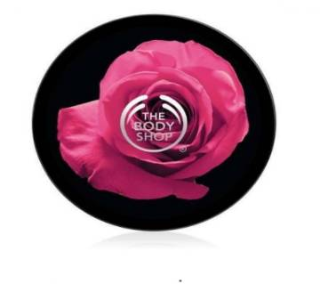 The Body Shop বিট্রিশ রোজ ইন্সট্যান্ট গ্লো বডি বাটার (UK)