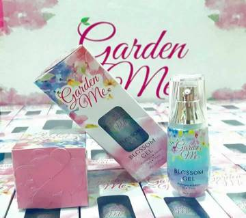 Garden Me Blossom Gel Serum, Miracle of Flora hydrangea 20 ml - Thailand
