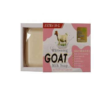 Goat milk Whitening Soap 75g - Thailand