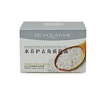 BIOAQUA RICE Brightening and Exfoliating gel  140g - China