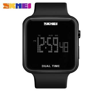Digital Skmei Watch Full Black for Men