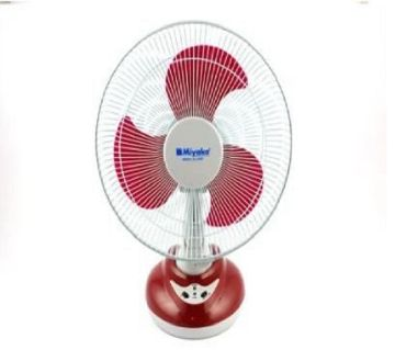 Miyako (14) Rechargeable Fan