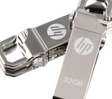 HP 32 GB Metal Pendrive