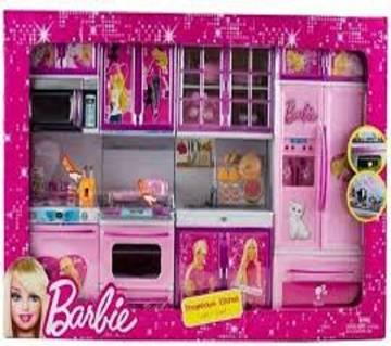 Barbie কিচেন সেট