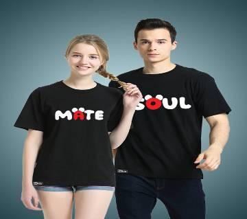 Valentine কাপল টি-শার্ট