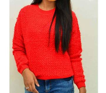 Ladies Winter Sweater