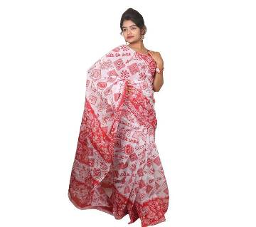 Boishakhi Bangla Cotton Sharee