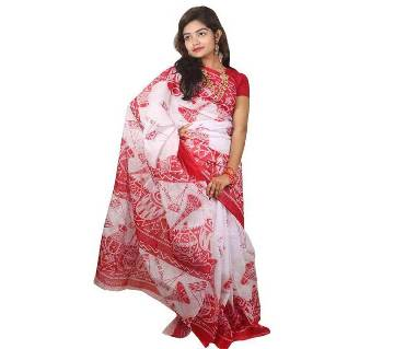 Boishakhi Ball Round Cotton Sharee