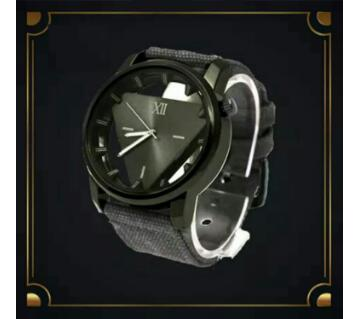 Triangle Dial Menz watch