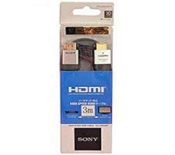 SONY HDMI CABLE (3M)