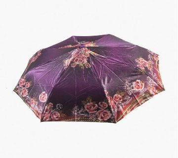 Multi Color Polyester Umbrella