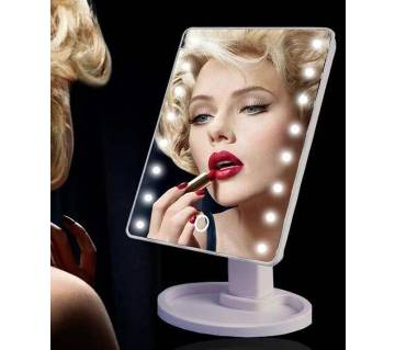 Led Cosmetic Mirror White