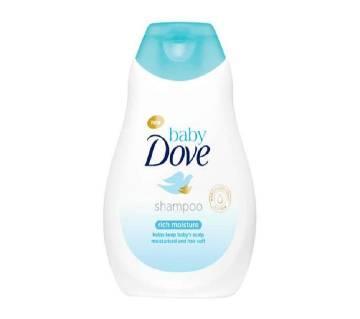 Baby Dove Tear FreeShampoo Rich Moisture-400ml Uk