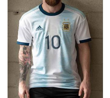 Argentina National Football Team Jersey- Copa America 2019