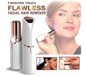 FINISHING TOUCH FLAWLESS PAINLESS HAIR REMOVER SHAVER FOR WOMEN