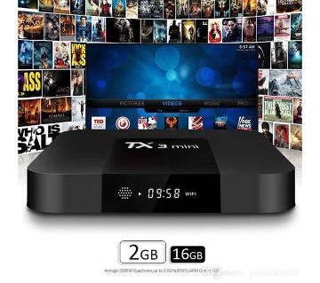 Tanix TX3 2G 16G Android 7.1 Mini TV Box