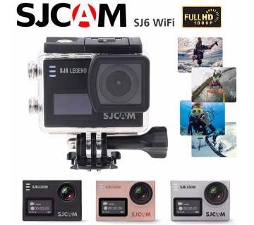 SJ6 Legend 4K Ultra HD Waterproof Action Camera