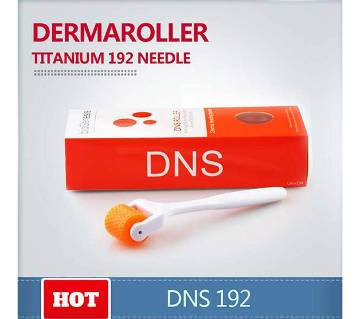 DNS Titanium roller for skin & hair care