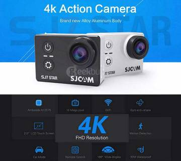 Original SJCAM SJ7 STAR 4K Action Camera