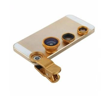 3In1 Universal Selfie Clip Lens