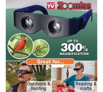 Zoomies - 400% Magnification Binocular