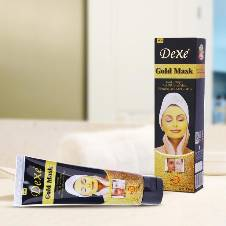 Dexe Gold Mask - As Seen On Tv.
