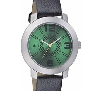 Fastrack Green Dial-(NJ3120SL03) Menz Wristwatch
