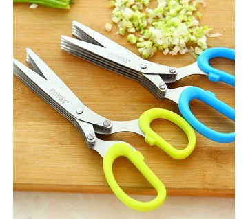 Easy clean herb scissors(1 pc)