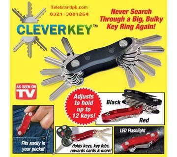 Clever Key Organizer-12 Keys