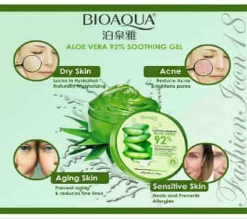 Bioaqua Aloe Vera 92% Soothing gel (Malaysia)